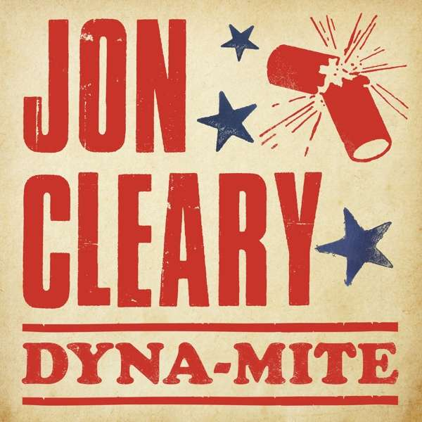 Dyna-mite - Jon Cleary - Musik - POP - 0752830286870 - July 13, 2018