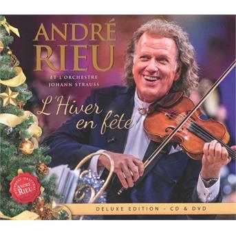 L'hiver en Fete - Andre Rieu - Musik - UNIVERSAL - 7444754886870 - 13/11-2020