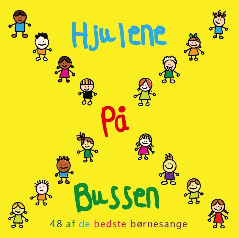 Hjulene På Bussen - V/A - Musik -  - 0602557230871 - November 11, 2016