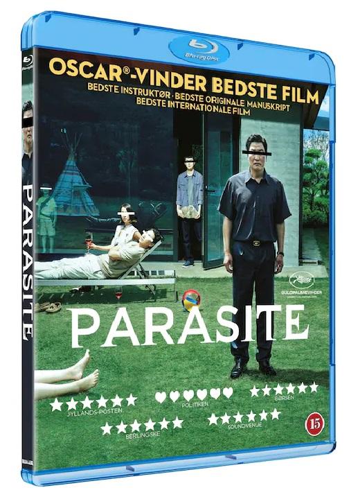Parasite -  - Film -  - 5705535064873 - 28/5-2020