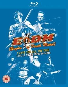 I Love You All the Time - Eagles of Death Metal - Film - EAGLE ROCK ENTERTAINMENT - 5051300531874 - 3/8-2017