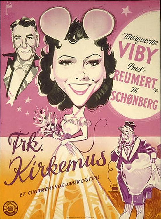 Frk. Kirkemus -  - Film - Nordisk Film - 5708758702874 - 6/8-2020
