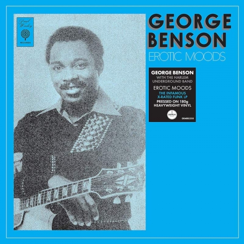 Erotic Moods - George Benson - Musik - DEMON - 5014797900875 - 18/10-2019