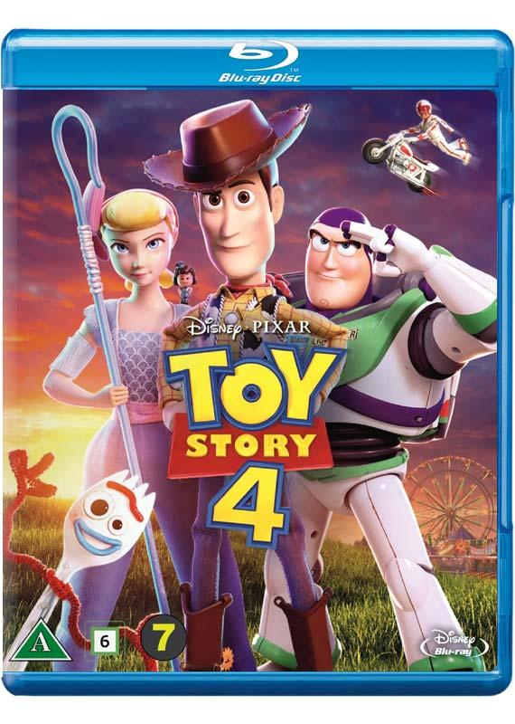 Toy Story 4 - Disney - Film -  - 8717418553876 - 12. december 2019