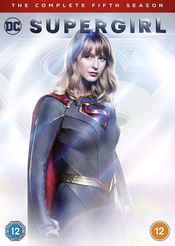 Supergirl S5 - Unspecified - Film - WARNER BROTHERS - 5051892225878 - 14/9-2020