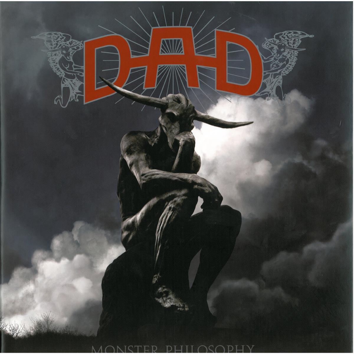Monster Philosophy - D-A-D - Musik - EAL - 4024572479879 - June 21, 2011
