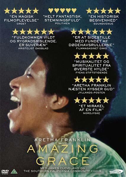 Amazing Grace - Amazing Grace - Film - AWE - 5709498018881 - 4/5-2020
