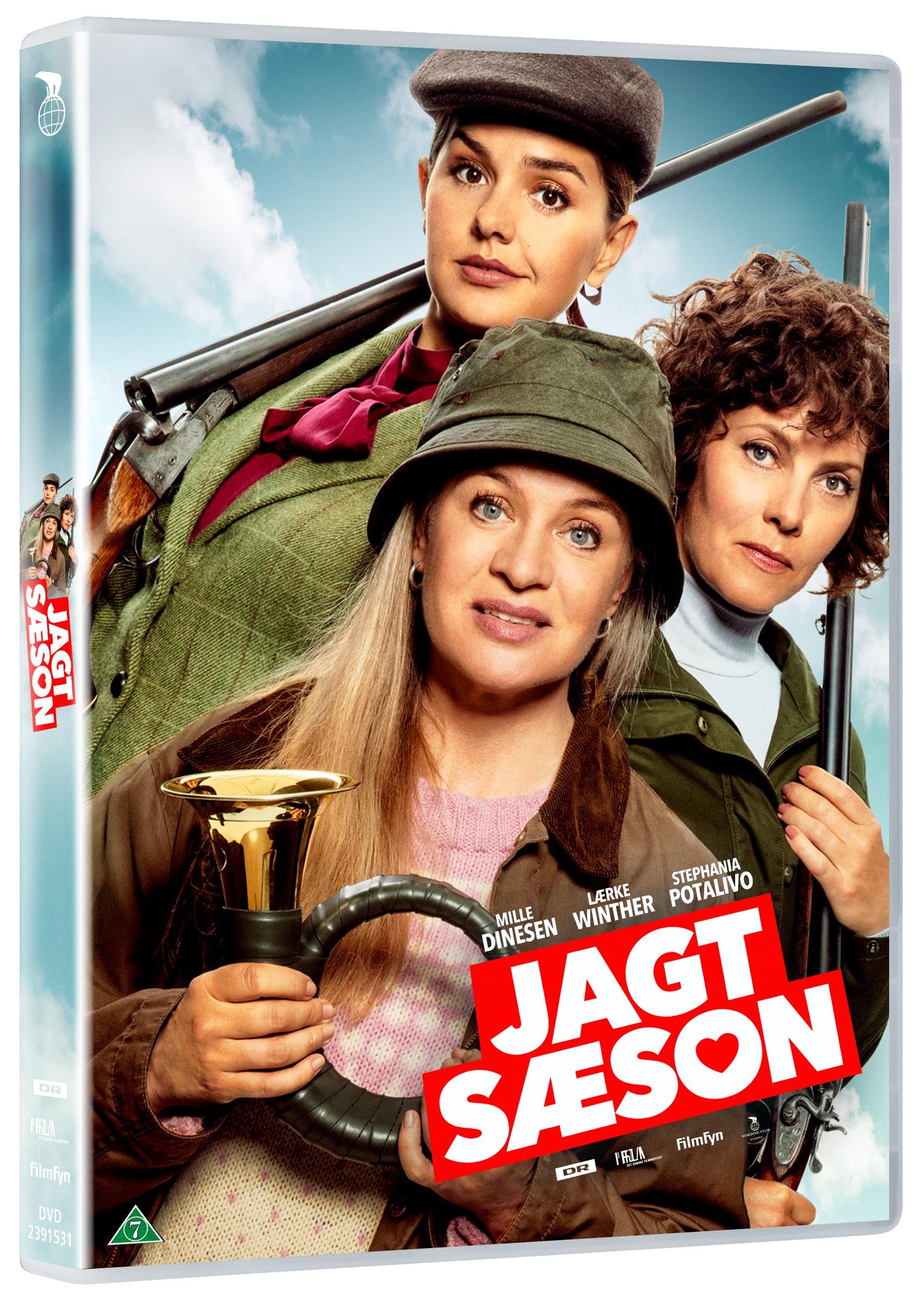 Jagtsæson -  - Film -  - 5708758724883 - 21/2-2020