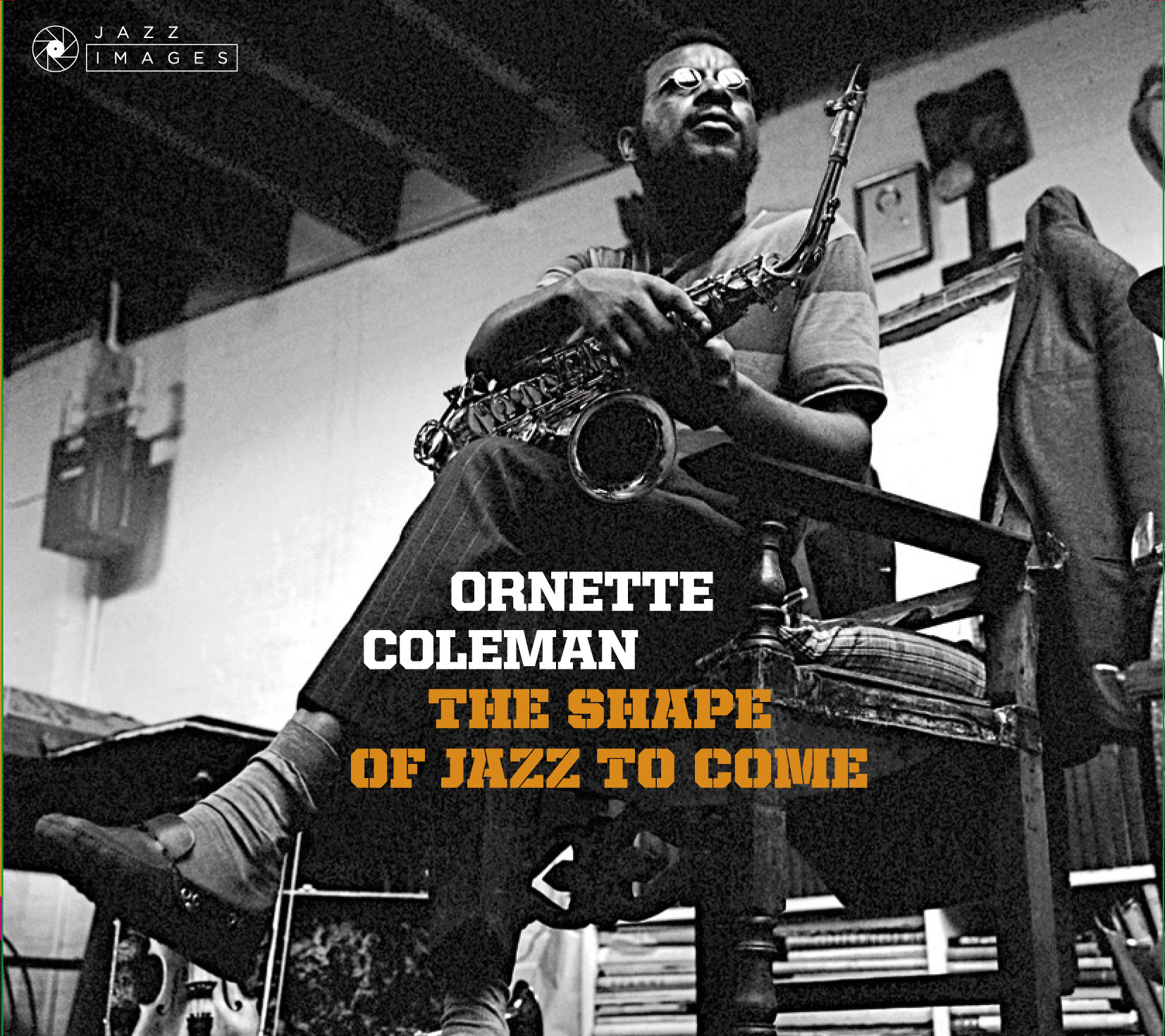 Shape of Jazz to Come + Change of the Century + Something Else!!! - Ornette Coleman - Musik - JAZZ IMAGES - 8436569193884 - 13/9-2019