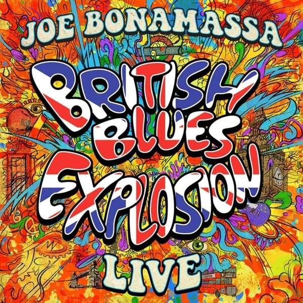 British Blues Explosion Live - Joe Bonamassa - Musik - PROVOGUE - 0819873016885 - May 18, 2018