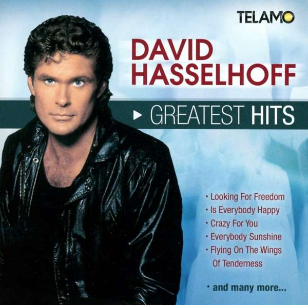 Greatest Hits - David Hasselhoff - Musik - TELAMO - 4053804308885 - August 26, 2016