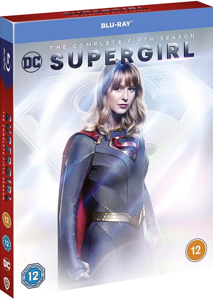 Supergirl - Season 5 - Tv Series - Film - WARNER BROTHERS - 5051892225885 - September 14, 2020