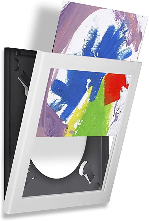 LP Flip Frame (White) - Show & Listen - Merchandise - SHOW & LISTEN - 4012292000886 -