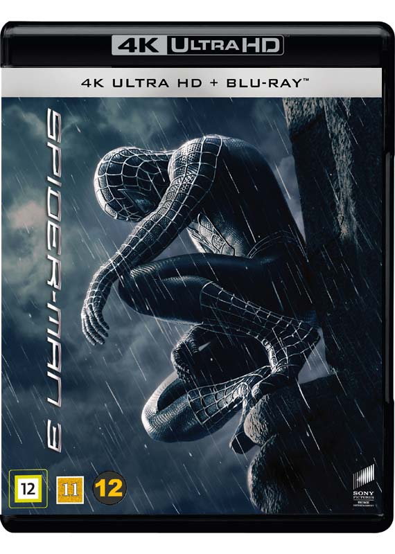 Spider-Man 3 - Tobey Maguire / Kirsten Dunst / Rosemary Harris  / James Franco - Film - JV-SPHE - 7330031001886 - November 2, 2017