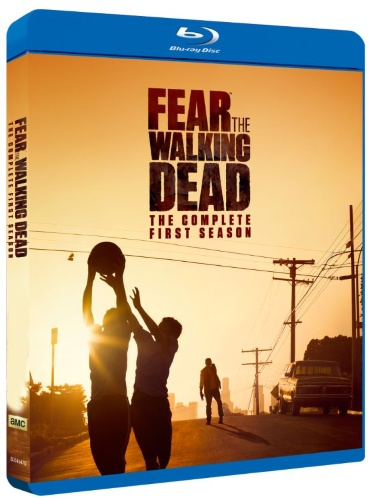Fear the Walking Dead - The Complete First Season - Fear the Walking Dead - Film - FOX - 7340112734886 - 10/11-2016
