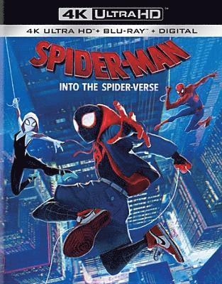 Spider-man: into the Spider-verse - Spider-man: into the Spider-verse - Film -  - 0043396538887 - 19/3-2019