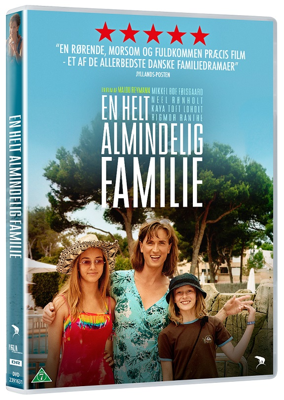 En helt almindelig familie -  - Film - Nordisk Film - 5708758724890 - 25/2-2021