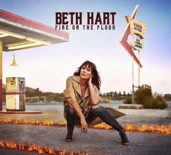 Fire on the Floor - Beth Hart - Musik - PROVOGUE - 0819873013891 - October 14, 2016