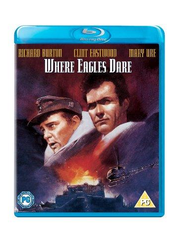 Where Eagles Dare - Movie - Film - WARNER BROTHERS - 5051892011891 - 7/6-2010