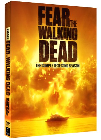 Fear the Walking Dead - The Complete Second Season - Fear the Walking Dead - Film -  - 7340112734893 - 8. december 2016