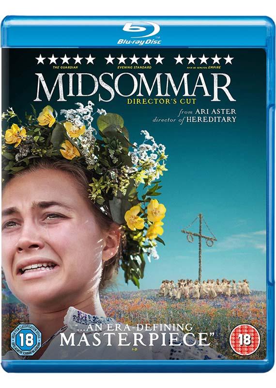 Midsommar (Director's Cut) -  - Film - EIV - 5017239152894 - 28/10-2019