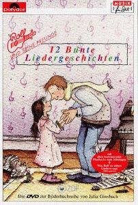 12 Bunte Liedergeschichten - Rolf Zuchowski - Film - MUSIK FUER DICH - 0044005322897 - 30/6-2000