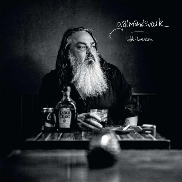 Galmandsværk (lilla vinyl) - Uffe Lorenzen - Musik - BAD AFRO - 4059251152897 - 10/11-2017
