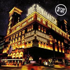 Live at Carnegie Hall: An Acoustic Evening - Joe Bonamassa - Musik - PROVOGUE - 0819873014898 - June 23, 2017
