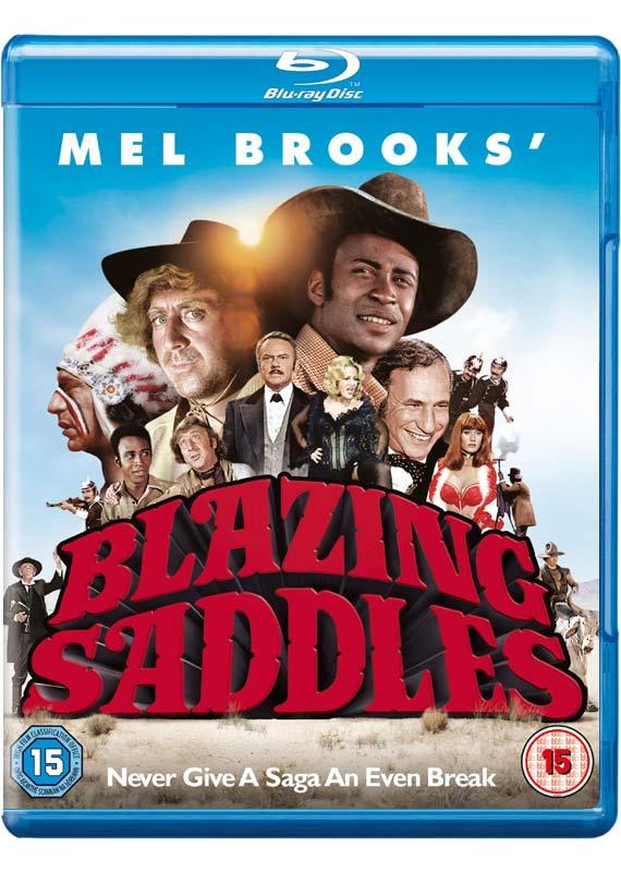 Blazing Saddles - Movie - Film - WARNER HOME VIDEO - 5051892166898 - 23. juni 2014