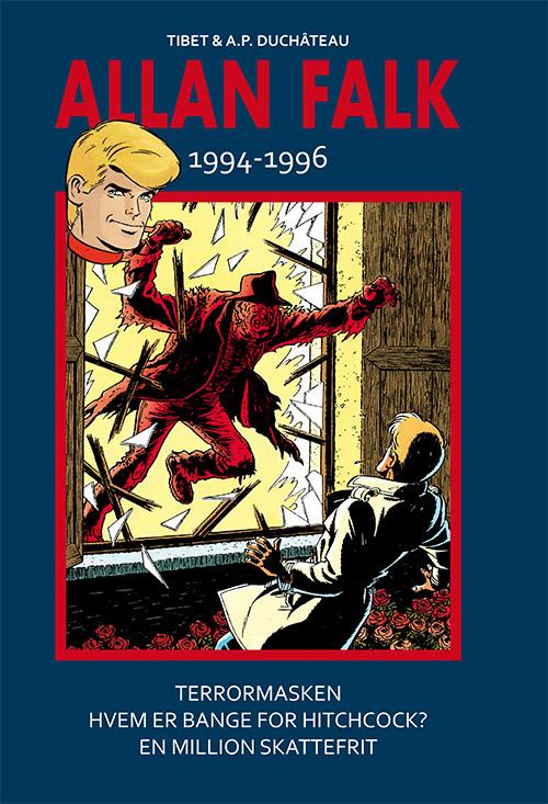 Allan Falk: Allan Falk 1994-1996 - Duchâteau - Bøger - Forlaget Zoom - 9788770210898 - 22/11-2019