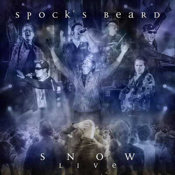 Snow Live - Spock's Beard - Film - METAL BLADE RECORDS - 0039843407899 - 10/11-2017