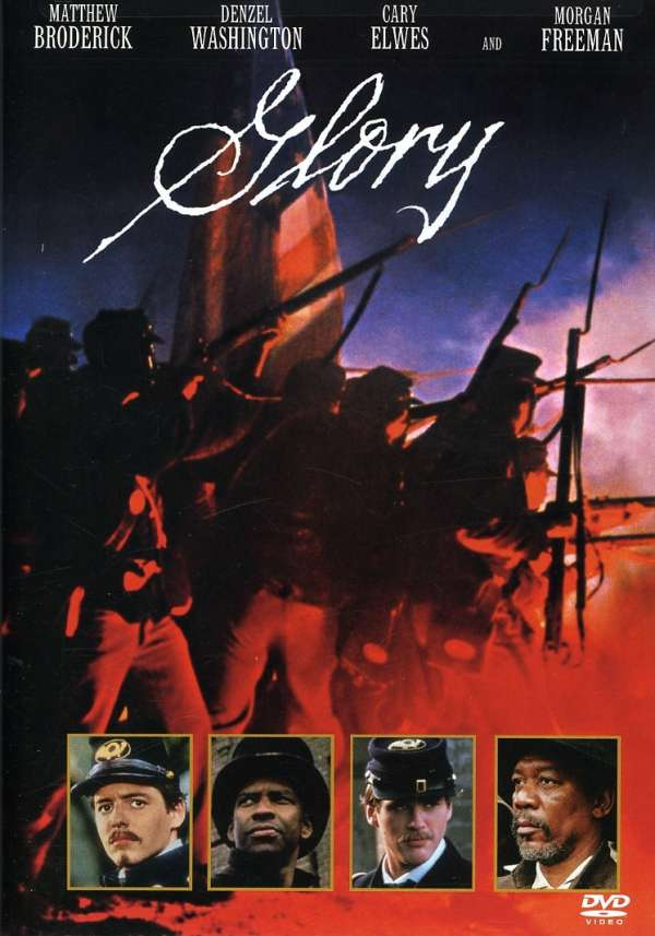Glory - Glory - Film - COLUMBIA TRISTAR - 0043396702899 - January 20, 1998
