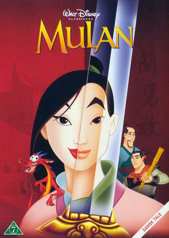 Mulan - Movie - Film - Walt Disney - 7393834482900 - November 10, 2004