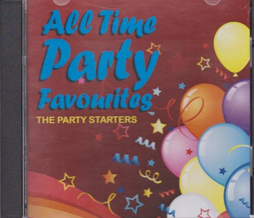 All Time Party Favourites - Party Starters - Musik - POSSUM - 9332412005900 - 26/10-2010
