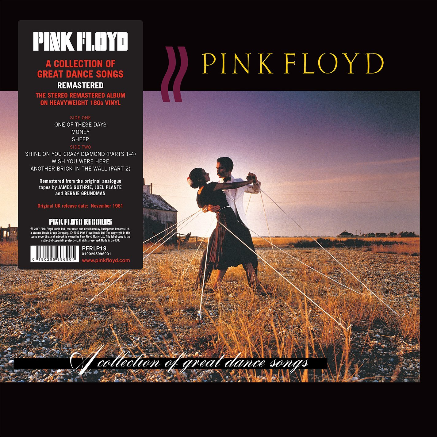 A Collection of Great Dance Songs - Pink Floyd - Musik - PLG - 0190295996901 - November 17, 2017