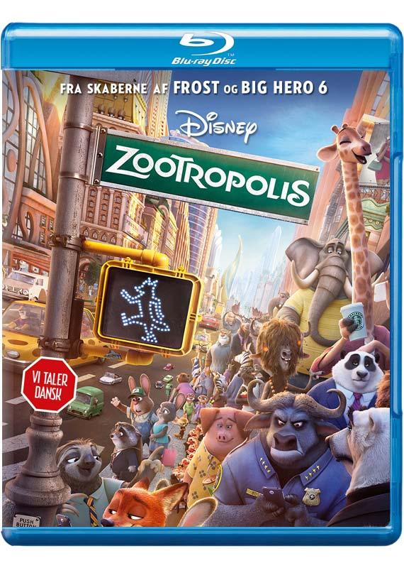 Zootropolis - Disney - Film -  - 8717418475901 - June 30, 2016