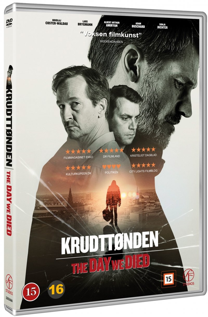 Krudttønden -  - Film -  - 7333018016903 - 4. juni 2020