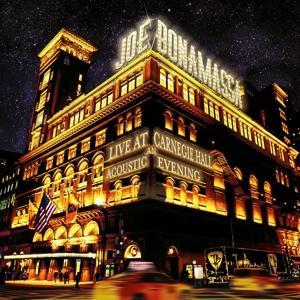 Live at Carnegie Hall: An Acoustic Evening - Joe Bonamassa - Musik - PROVOGUE - 0819873014904 - June 23, 2017