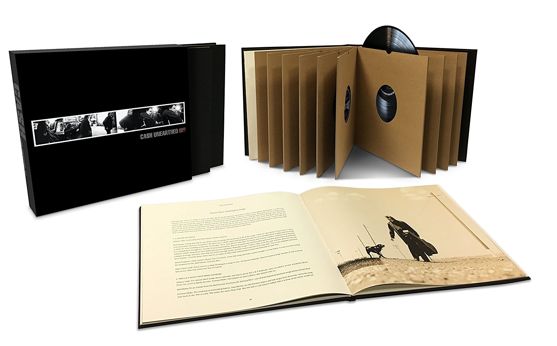 Unearthed - Johnny Cash - Musik - MCA NASHVILLE - 0602557165906 - 23/11-2017