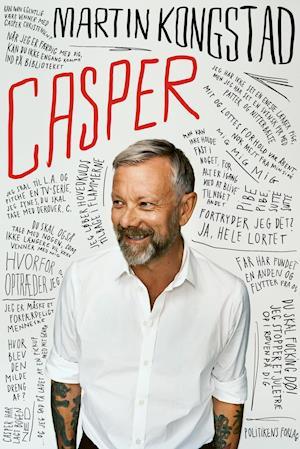 Casper - Martin Kongstad - Bøger - Politikens Forlag - 9788740040906 - 8/10-2020