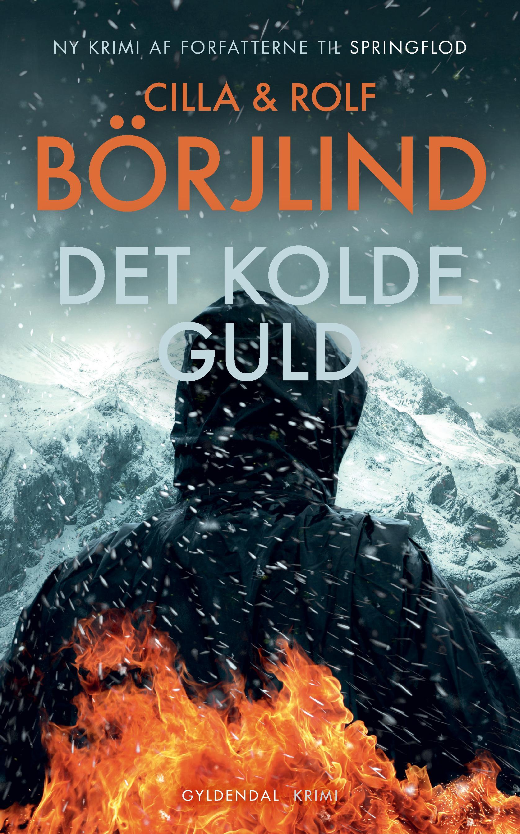 Rönning & Stilton: Det kolde guld - Cilla og Rolf Börjlind - Bøger - Gyldendal - 9788763865906 - 5/2-2021