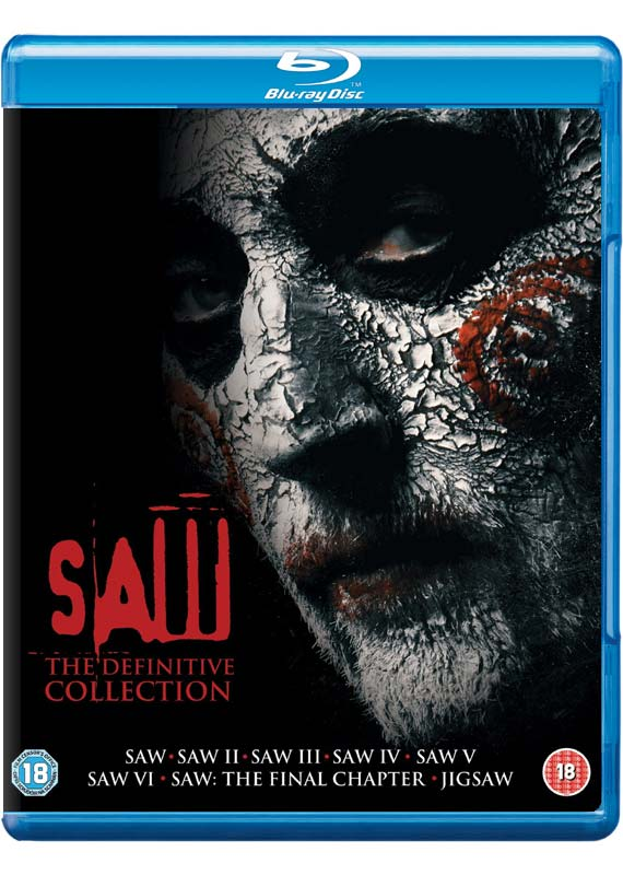 Saw Definitive Collection
