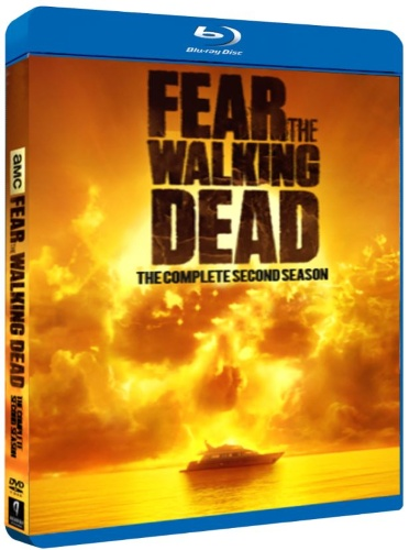 Fear the Walking Dead - The Complete Second Season - Fear the Walking Dead - Film -  - 7340112734909 - 8. december 2016