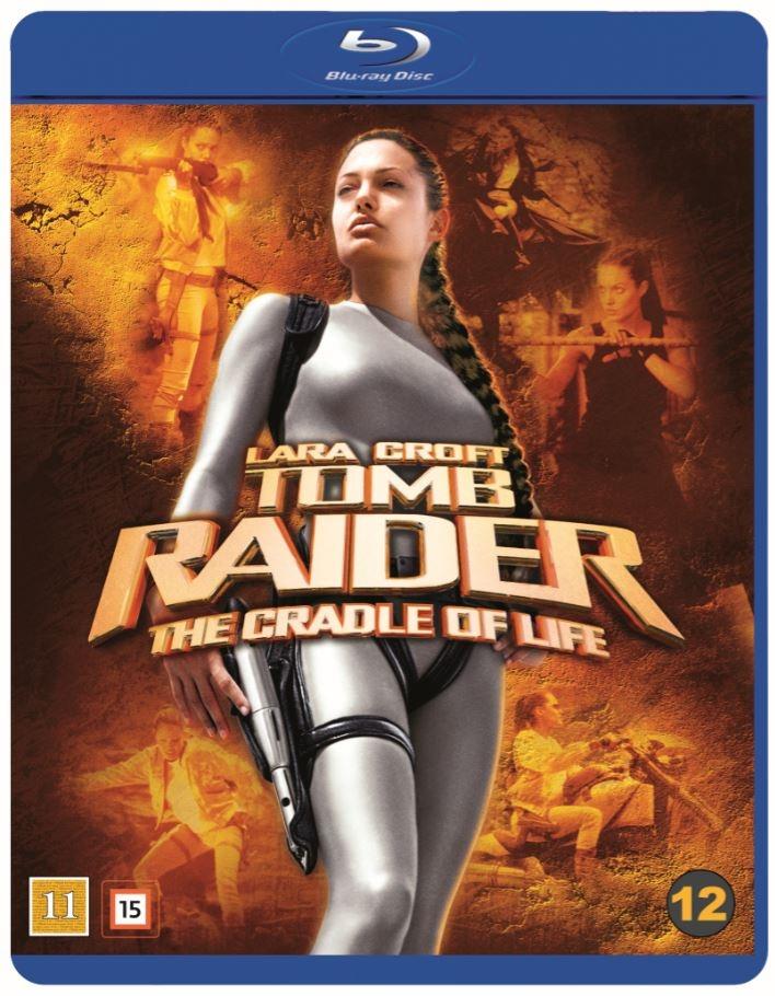 Lara Croft: Tomb Raider - The Cradle Of Life - Angelina Jolie - Film -  - 7340112742911 - 6. marts 2018