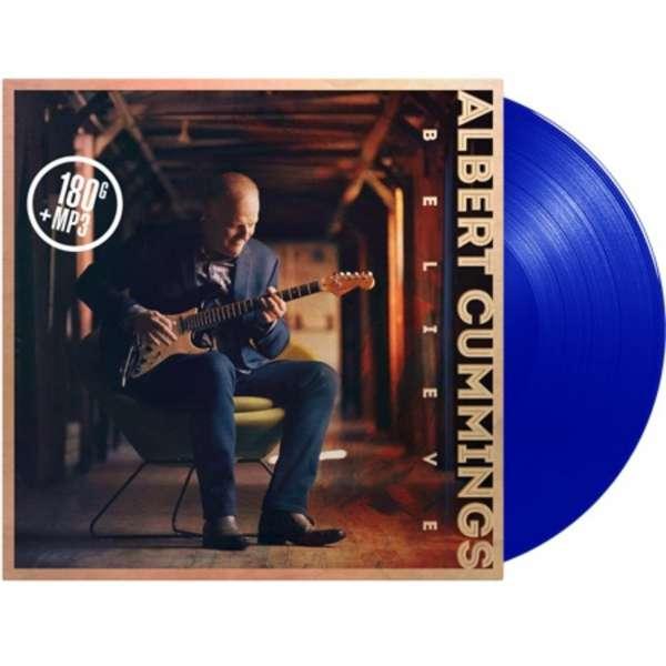 Believe - Albert Cummings - Musik - PROVOGUE - 0810020500912 - 14/2-2020