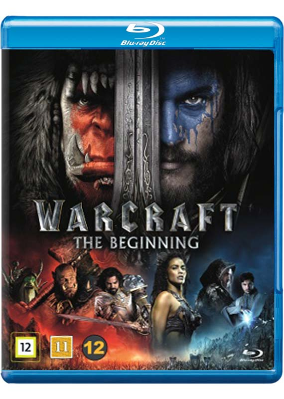 Warcraft - The Beginning -  - Film - PCA - UNIVERSAL PICTURES - 5053083084912 - 13/10-2016