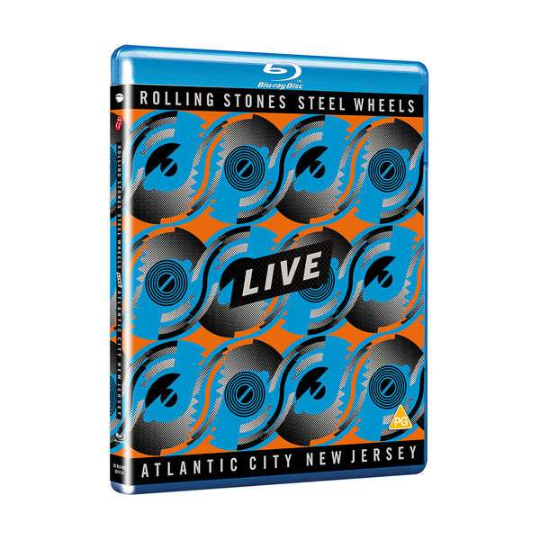 Steel Wheels Live - The Rolling Stones - Film - UNIVERSAL - 0602508741913 - 25/9-2020