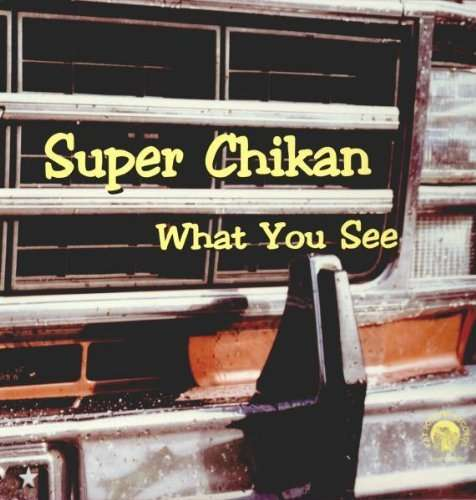 What You See - Super Chikan - Musik - BLUES - 0045778032914 - 3/8-2005