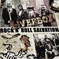 Rock N Roll Salvation - Liverbox - Musik - CITY OF LIGHTS - 0753263099914 - June 1, 2018
