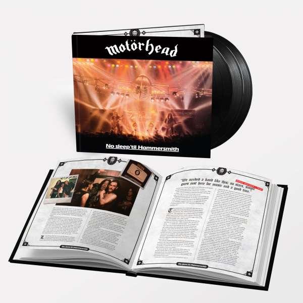 No Sleep 'Til Hammersmith - Motörhead - Musik - BMG Rights Management LLC - 4050538650914 - June 25, 2021